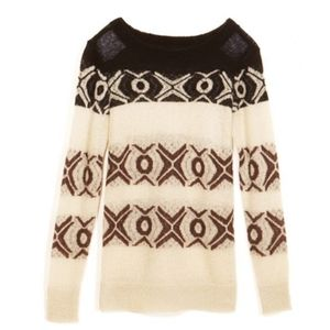 Mac & Jac Nordic Design Sweater